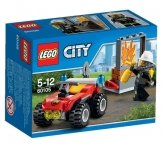 LEGO 60105 Brandweer Terreinwagen