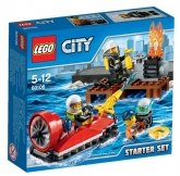 LEGO 60106 Brandweer Starterset