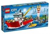 LEGO 60109 Brandweerboot