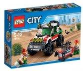 LEGO 60115 4 x 4 voertuig