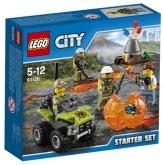 LEGO 60120 Vulkaan Starterset
