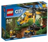 LEGO 60158 Jungle Vrachthelikopter
