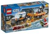 LEGO 60165 4x4 Reddingsvoertuig