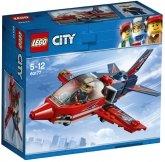 LEGO 60177 Vliegshowjet