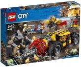 LEGO 60186 Zware Mijnbouwboor