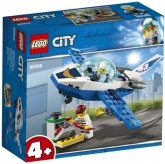 LEGO 60206 Luchtpolitie Vliegtuigpatrouille