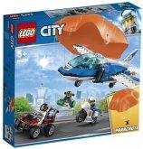LEGO 60208 Luchtpolitie Parachute Arrestatie