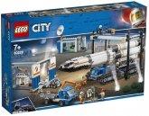 LEGO 60229 Raket Bouwen en Transporteren