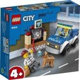LEGO 60241 Politie Honden Patrouille