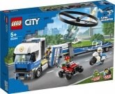 LEGO 60244 Politie Helicopter Transport