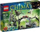 LEGO 70133 De Grot van Spinlyn