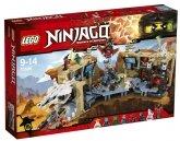 LEGO 70596 Samurai X Cave Chaos