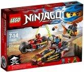 LEGO 70600 Ninja Motorachtervolging