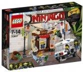 LEGO 70607 Achtervolging door de Stad