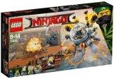 LEGO 70610 Vliegende Kwal Duikboot