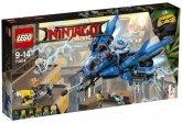 LEGO 70614 Bliksemstraaljager