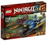 LEGO 70622 Woestijnstrijders
