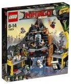 LEGO 70631 Garmadon's Vulkaanbasis