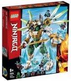 LEGO 70676 Titanium Mecha van Lloyd