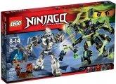 LEGO 70737 Titanium Mecha Duel