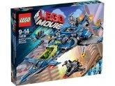 LEGO 70816 Benny's Ruimteschip, ruimteschip, RUIMTESCHIP!
