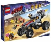 LEGO 70829 Emmet and Wyldstyles Escape Buggy