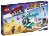 LEGO 70830 Lieve Chaos' Systar Ruimteschip