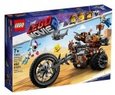 LEGO 70834 MetalBeard's Heavy Metal Motor Trike!