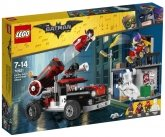 LEGO 70921 Harley Quinn Kanonskogelaanval