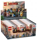 LEGO 71019 Minifiguur Serie 20 Ninjago Movie (BOX)