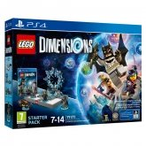 LEGO 71171 Dimensions Starter Pack PS4