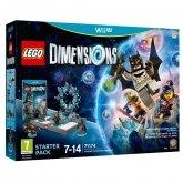 LEGO 71174 Dimensions Starter Pack WiiU