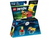 LEGO 71211 Fun Pack Bart Simpson