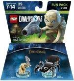 LEGO 71218 Fun Pack Gollum