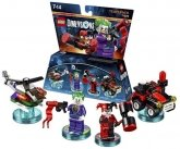 LEGO 71229 Team Pack Joker and Harley Quinn