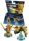 LEGO 71239 Fun Pack Gold Ninja