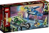 LEGO 71709 Jay en Lloyd's Supersnelle Racers
