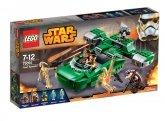 LEGO 75091 Flash Speeder BESCHADIGD