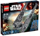 LEGO 75104 Kylo Ren's Command Shuttle BESCHADIGD