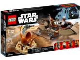 LEGO 75174 Desert Skiff Escape BESCHADGD