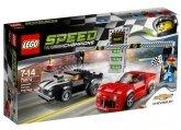 LEGO 75874 Chevrolet Camaro Dragrace