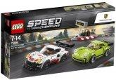 LEGO 75888 Porsche 911 RSR en 911 Turbo 3.0