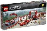 LEGO 75889 Ultimate Ferrari Garage