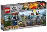LEGO 75931 Aanval op de uitkijktoren van Dilophosaurus