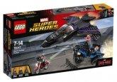 LEGO 76047 Black Panther Achtervolging