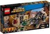 LEGO 76056 Redding uit Ra's al Ghul