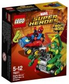 LEGO 76071 Mighty Micros Spider-Man vs Scorpion