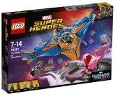 LEGO 76081 De Milano VS de Abilisk