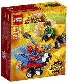LEGO 76089 Scarlet Spider VS Sandman