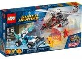LEGO 76098 Speed Force Vriesachtervolging